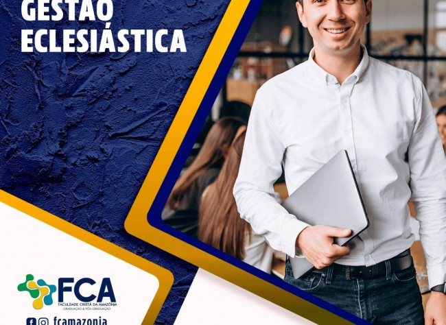 MBA EM GESTÃO ECLESIÁSTICA
