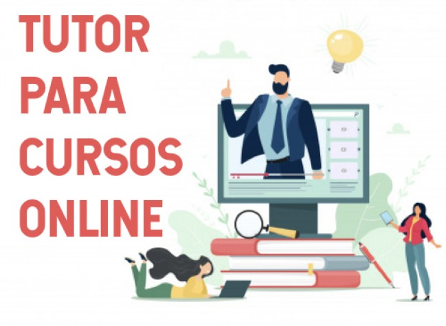 Tutor para cursos on-line | 40h/a